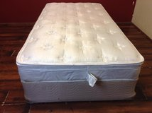 Twin Size Mattress (Including Box Spring) in CyFair, Texas