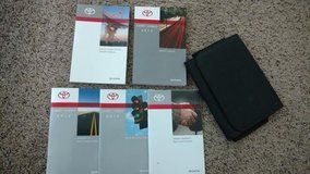 2012 Camry Hybrid booklets. Manual and more in Lockport, Illinois