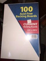 Comic book backing boards 100 Modern and 100 Golden age in Leesville, Louisiana