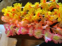 Assorted Leis in Chicago, Illinois