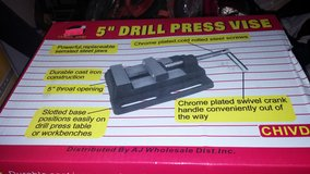"5"" Drill Press Vise in 29 Palms, California"