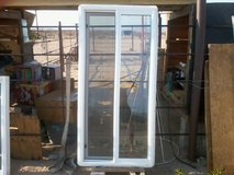 "Window 29"" x6' 5"" Sliding Pane w Screen, energy saving in Yucca Valley, California"