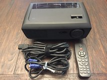 Dell 1210S Projector - great for backyard movies! in Vacaville, California