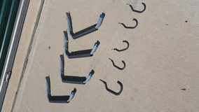 Misc. Garage Hooks in Fort Carson, Colorado