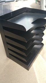 Metal stacking tray (6 trays) in Fort Carson, Colorado
