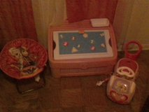 Baby toys and toy box for sale. in Lake Charles, Louisiana