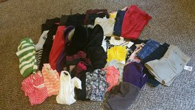 Junior's clothing lot in Fort Carson, Colorado