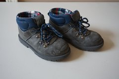 Boys Carters Grey Shoe Boots Size 12 in Lockport, Illinois
