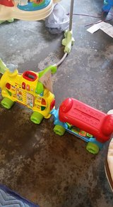 VTech Sit-to-Stand Alphabet Train in Fort Drum, New York