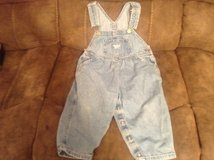 Toddler coveralls in Beaufort, South Carolina