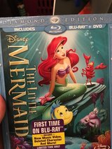 Little mermaid blu ray in Houston, Texas