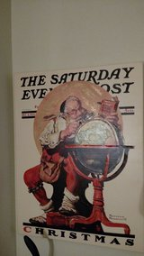 The Saturday Evening Post 1926 (Norman Rockwell) in Vista, California
