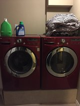LG Washer and Dryer in Fort Carson, Colorado