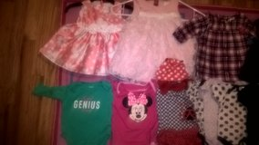 Lot of girls clothes NB to 3 months in Alamogordo, New Mexico