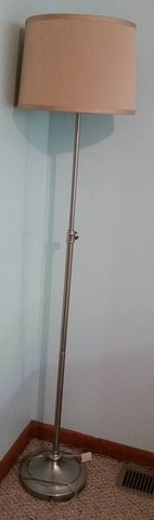 tall adjustable lamp in Fort Drum, New York