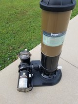 Hayward - Power Flow LX pump and cartridge filter combination in Fort Leonard Wood, Missouri