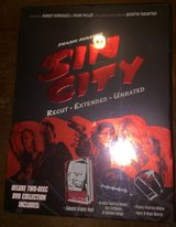 SIN CITY DELUXE TWO-DISC DVD COLLECTION WITH GN  NEW in Fort Polk, Louisiana