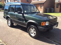 Land Rover Discovery Auto Diesel in Lakenheath, UK