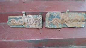 Amazing antique hinges set of 2 in Ramstein, Germany