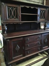 china cabinet in Ramstein, Germany