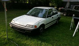 1991 Honda civic dx 1.5 in Warner Robins, Georgia