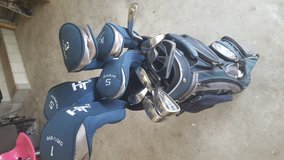 Womens 18Pc Golf Clubs in Camp Lejeune, North Carolina
