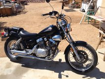 2005 Yamaha virago 250 ( on discount NOW ) in Yucca Valley, California