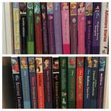 Lot of Disney Collection Books in Vacaville, California