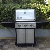 Landsman propane gas barbecue in Hohenfels, Germany