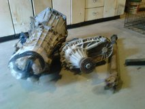 F250 automatic transmission , 4wd transfer case, drive shaft in Alamogordo, New Mexico