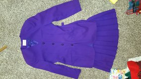 2pc PURPLE WOOL SUIT in Katy, Texas
