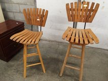 His & hers Swivel stools in Fort Knox, Kentucky