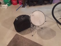 Snare Drum/Case in Great Condition - NEW PRICE in Yorkville, Illinois