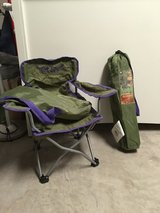 2 ozark trail kids chairs in El Paso, Texas