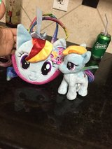 My little pony in Conroe, Texas