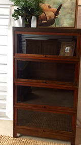 Antique Globe-Wernicke Barrister/Lawyer Bookshelves in Conroe, Texas