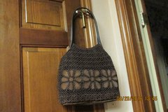 """Nine West"" New Crocheted Shoulder Bag in Kingwood, Texas"