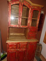 Rustic Southwest Cabinet 75H X 36W X 19D in Alamogordo, New Mexico