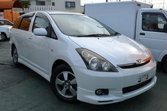 *SALE!* 2003 Toyota Wish* 7 Seater W/ 3rd Row Option, Excellent Condition, Low KM!* New JCI* in Okinawa, Japan