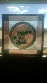 Stained Glass, Framed. in 29 Palms, California
