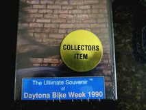 Vintage Harley-Davidson Ultimate Souvenir of Daytona Bike Week 1990 VHS Video Tape in Cherry Point, North Carolina
