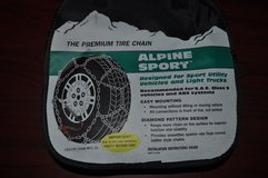 Winter Tire Chains (Alpine Sport) in Kaneohe Bay, Hawaii