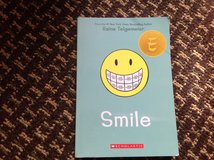 "Children's Graphic Novel: ""Smile"" by Raina Telgemeier in Okinawa, Japan"