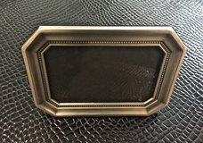 *REDUCED* Metal 4X6 Picture Frame in Okinawa, Japan