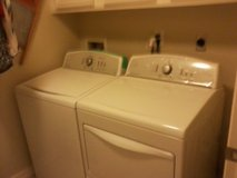 Kenmore Washer and Gas Dryer in Houston, Texas