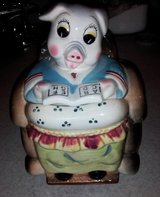 1950s Pig in A Wheelchair Cookie Jar in Conroe, Texas