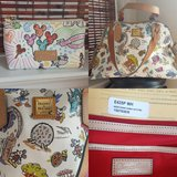 Disney Dooney & Bourke Tote and Cosmetic Bag (sold as set) in Jacksonville, Florida
