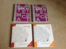 Homeschool Math Books-ONE LEFT in Camp Lejeune, North Carolina