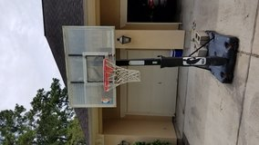Spalding Adjustable Basketball Goal in Houston, Texas