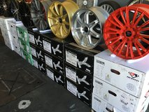 24''  WHEELS PKG in Miramar, California